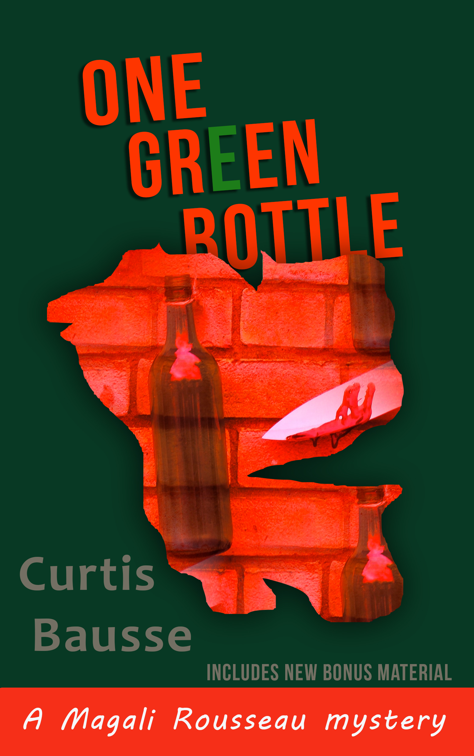 One Green Bottle cover