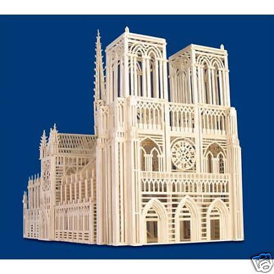 Matchitecture-NOTRE-DAME-CATHEDRAL-Matchstick-Kit